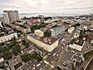 Памятник В.И.Ленину, Посьетская улица на фото Владивостока