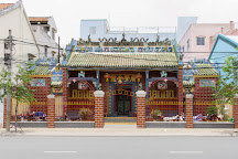 Ong Temple, Can Tho, Vietnam