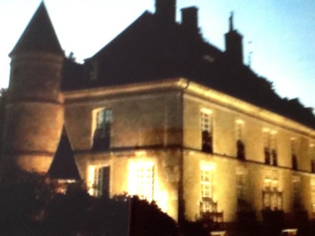 Chateau de Pesselières