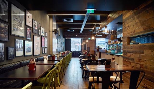 Grill'd Albert Street