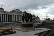 Free Skopje Walking Tours, Skopje, Republic of North Macedonia