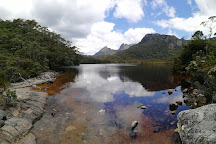 Cradle Mountain Visitor Centre, Cradle Mountain-Lake St. Clair National Park, Australia