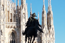 Piazza Mercanti, Milan, Italy
