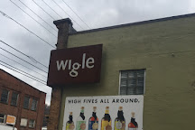 Wigle Whiskey Garden and Barrel House, Pittsburgh, United States