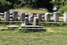 The Ancient Agora, Thasos, Greece