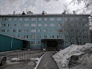 Общежитие № 5, улица Пирогова, дом 14 на фото Новосибирска