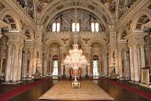 Dolmabahce Palace, Istanbul, Turkey
