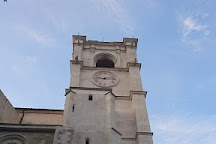 La Collegiale Notre Dame des Anges, L'Isle-sur-la-Sorgue, France