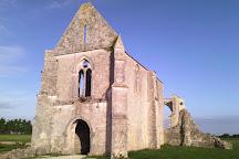 Abbaye des Chateliers, La Flotte, France