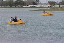 Town Lake at Firemen's Park, McAllen, United States