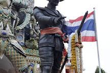 Wat Phraya Tham, Bangkok, Thailand