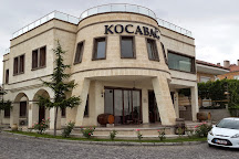 Kocabag Winery, Uchisar, Turkey