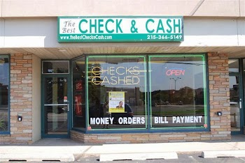 The Best Check & Cash Payday Loans Picture