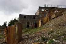 Rostvangen Mines, Tynset, Norway