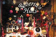 Roberta's Hats, Victoria, Canada