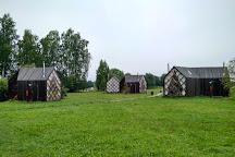 Nikola-Lenivets Art Park, Kaluga Oblast, Russia