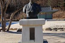 Baekdamsa Temple, Inje-gun, South Korea
