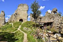 Vinensky castle, Vinne, Slovakia