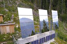 The Sun Mirror, Rjukan, Norway