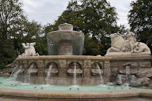 Maximilian Park, Munich, Germany