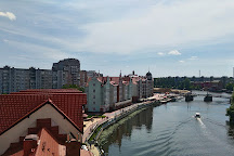 Fishing Village, Kaliningrad, Russia