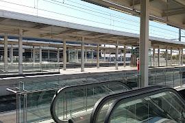 Железнодорожная станция  Albacete