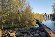 Hupisaaret Park, Oulu, Finland
