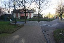 Square Jean Cocteau, Paris, France