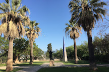 Jardi de les Escultures, Barcelona, Spain