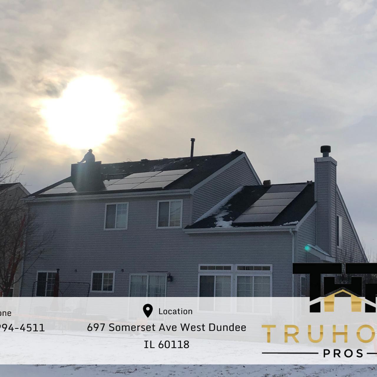 Solar Energy Company West Dundee, IL