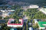 Уфа, улица Чернышевского на фото Уфы