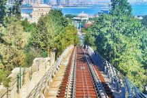 Baku Funicular, Baku, Azerbaijan