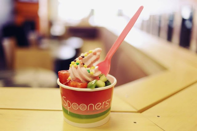 Spooners Frozen Yogurt