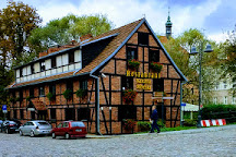 Mill's Island (Wyspa Mlynska), Bydgoszcz, Poland