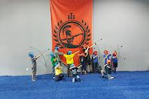 Combat Archery  Adventures, Red Deer, Canada