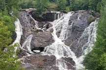 Eagle River Falls, Eagle River, United States