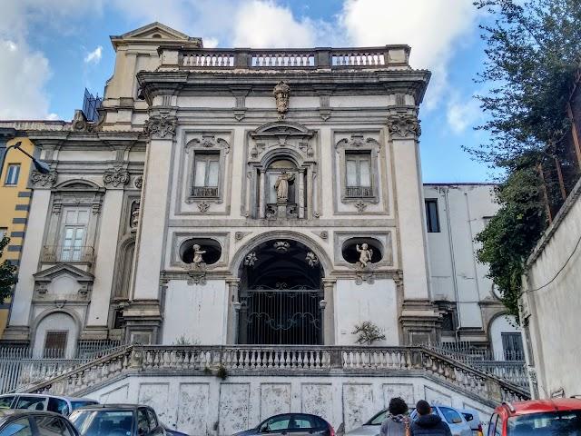 Église Santa Maria degli Angeli de Naples