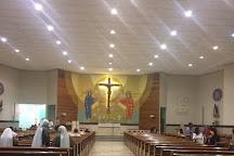 Our Lady d'Abadia church, Goias, Brazil
