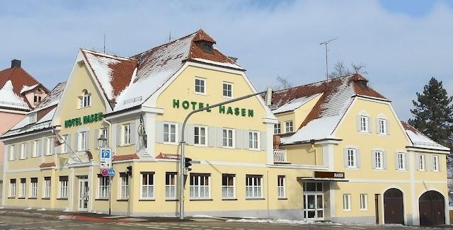 Hotel Hasen Kaufbeuren