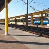 Железнодорожная станция  Minsk