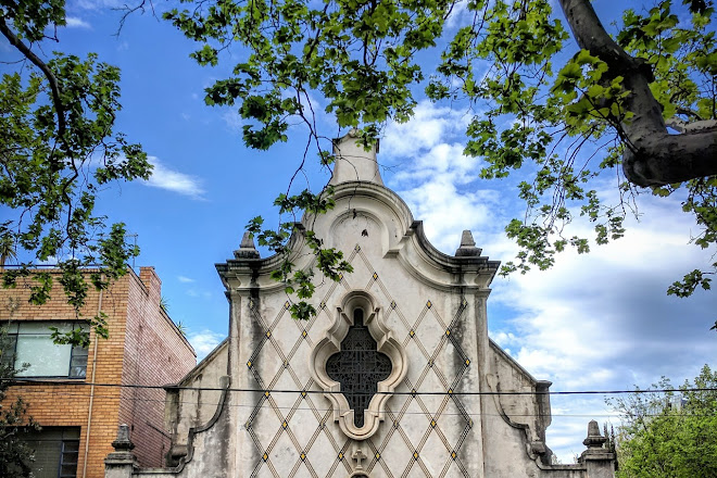 St Thomas Aquinas' Church, Melbourne, Australia