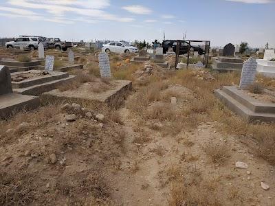 قبرستان Graveyard