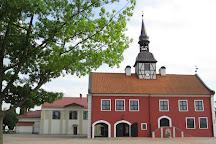 Bauska Town Hall, Bauska, Latvia