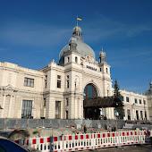 Train Station  Lviv