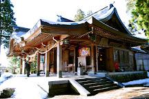 Takase Shrine, Nanto, Japan