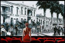 Art by Theo Michael, Larnaka City, Cyprus