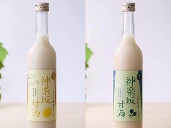 神楽坂 甘酒