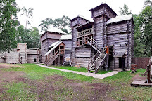 Tervetes Wooden Castle, Tervete, Latvia