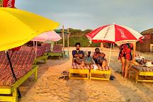 Baga Beach, Baga, India