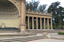 Shakespeare Garden, San Francisco, United States